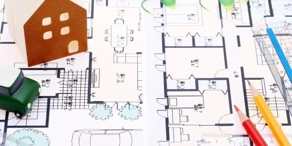 改装計画で新築物件